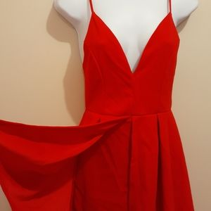 NWT Revamped Red Playsuit 🇨🇦 Size Medium
